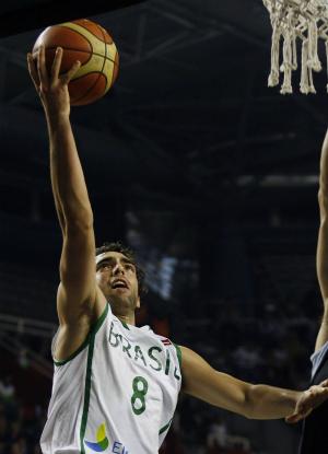 basquete benite Brasil x Uruguai Copa América (Foto: ap)