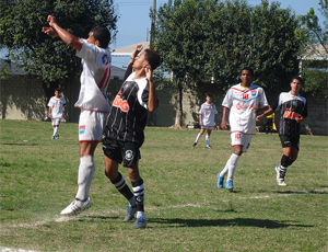 Copa Espírito Santo Sub-17: Vilavelhense x Rio Branco-ES (Foto: Divulgação/Vilavelhense FC)
