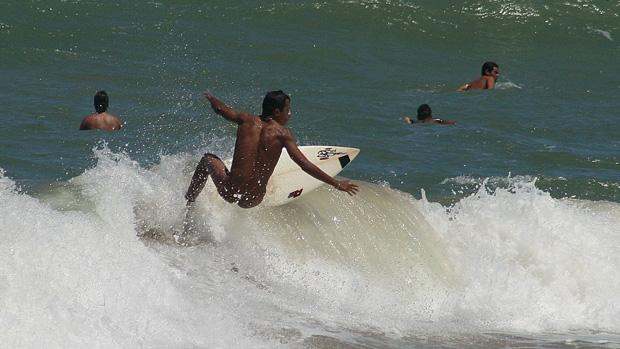 surfe naturista tambaba (Foto: Divulgação)