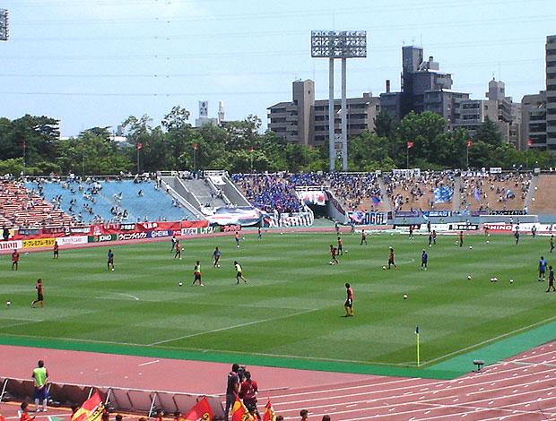 Estádio Mizuho, em Nagoia (Foto: Reprodução)