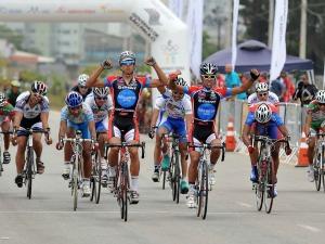 ciclistas mato grosso volta internacional (Foto: Divulgação)
