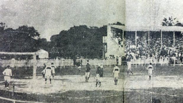 Nas ruas, nas praças e no Prado: o futebol antes do PV (Arquivo Pessoal/Airton Fontenele)