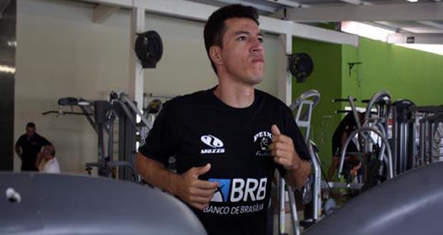 Dimba é o novo reforço do futsal do Peixe Brasília (Foto: Divulgação/Rafael Moura)