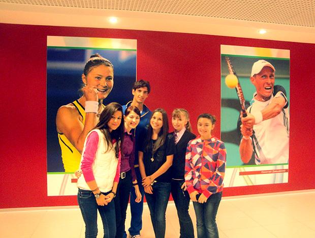 tênis thomaz bellucci fãs copa davis (Foto: Rafael Maranhão / Globoesporte.com)