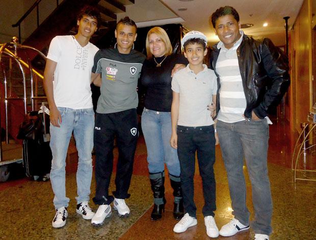 Everton, jogador do Botafogo (Foto: Divulgação)