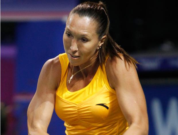 tênis jankovic pan pacific (Foto: Agência AP)
