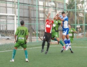 Jardim Limoeiro, do futebol 7 society (Foto: Divulgação/Joarley Rodrigues/Fecafss )