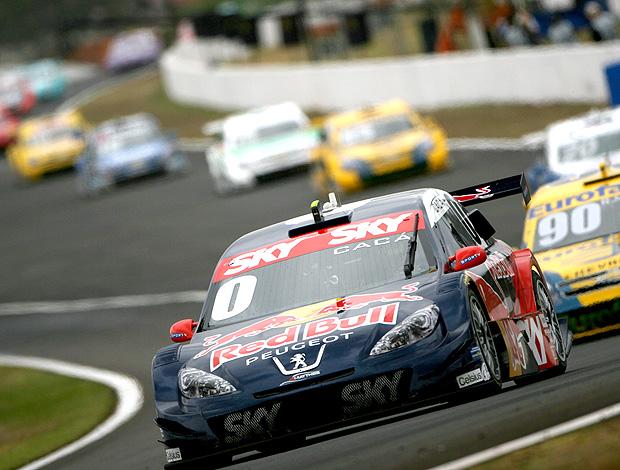 Stock Car Cacá Bueno Londrina (Foto: Bruno Terena)