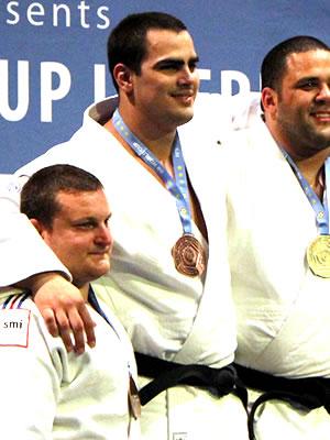 Judoca David Moura (Foto: Assessoria)
