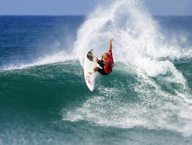 surfe kelly slater wta de HOSSEGOR (Foto: Agência EFE)