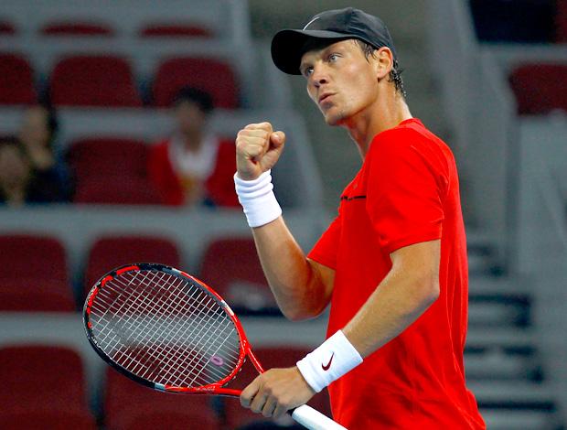 tênis berdych atp de pequim (Foto: Agência Reuters)