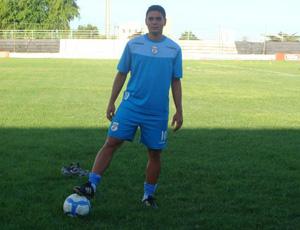 Danilo Gomes, meio-campista do Treze (Foto: Divulgação / Treze)