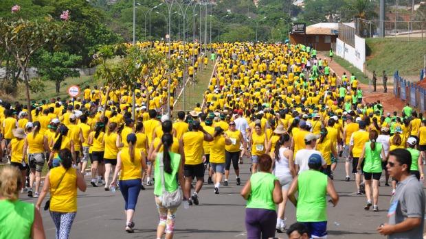 Volta das Nações 2011 (Foto: Leandro Abreu/GLOBOESPORTE.COM)