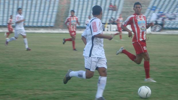 Botafogo-PB e Auto Esporte ficam no 0 a 0 (Foto: Renata Vasconcellos)