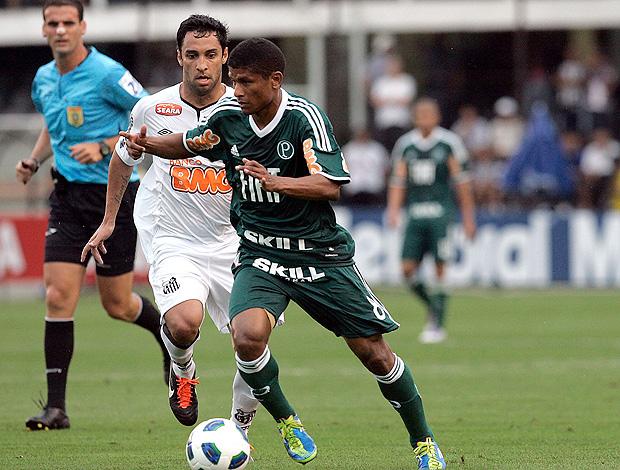 Ibson Márcio Araujo Santos x Palemiras (Foto: Ag. Estado)