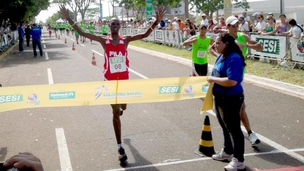 Mark Korir (Foto: Fernando da Mata/GE MS)