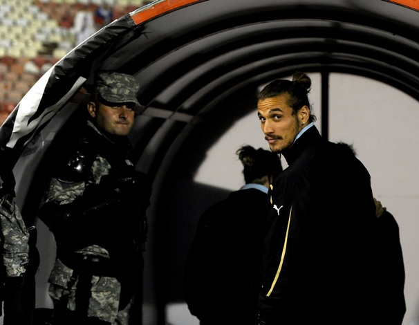 Osvaldo Itália (Foto: Getty Images)