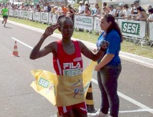 Eunice Kirwa (Foto: Fernando da Mata/GE MS)
