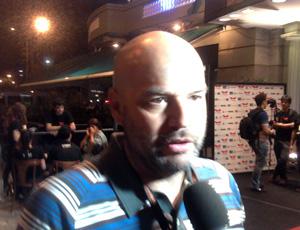Ed Soares, empresário  (Foto: Adriano Albuquerque / SporTV.com)