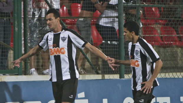 rever santos  x atlético-mg   (Foto: Bruno Cantini/Flick Atlético-MG)