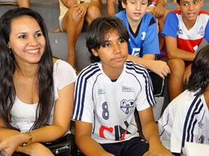 Academia de Esportes - Cuiabá (Foto: Marcus Aurélio/GLOBOESPORTE.COM)