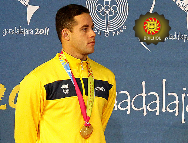 Thiago Pereira conquista o primeiro ouro do Brasil no Pan