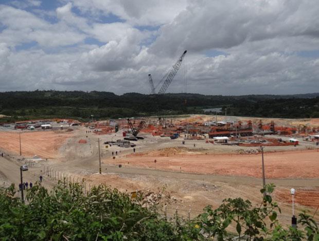 Arena Pernambuco (Foto: Lula Moraes)