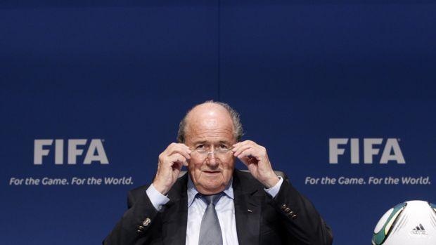 Fifa apresenta plano anticorrupção. Sob controle dos mesmos ... 3617474275e1a