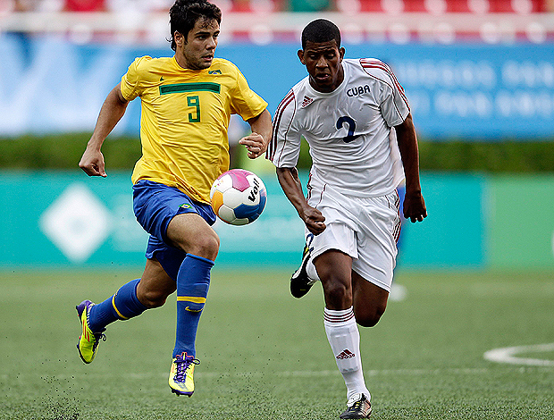 henrique brasil x cuba pan-americano   (Foto: Reuters)
