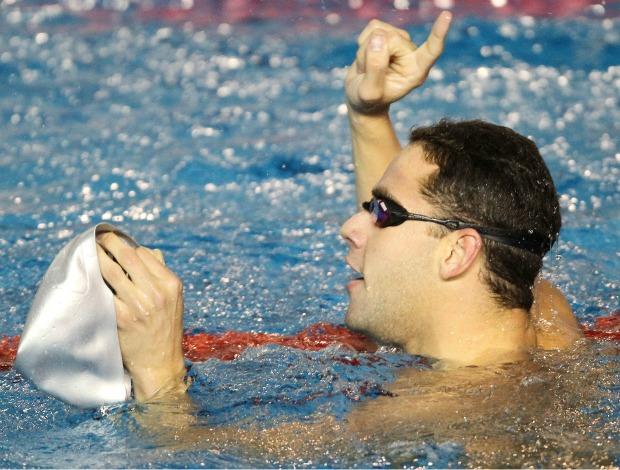 Thiago Pereira vence os 200m costas e se torna o maior brasileiro dos Pans