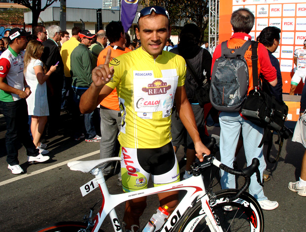 ciclismo Jos&#233; Eriberto (Foto: Renato Cury / Globoesporte.com)