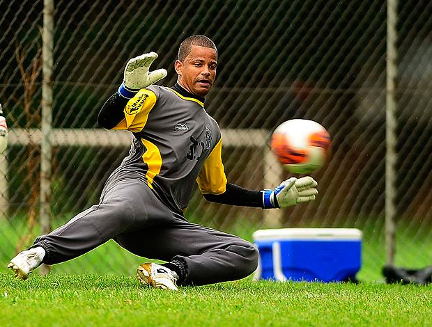 Julio Cesar Ponte Preta (Foto: Marcos Ribolli / Globoesporte.com)