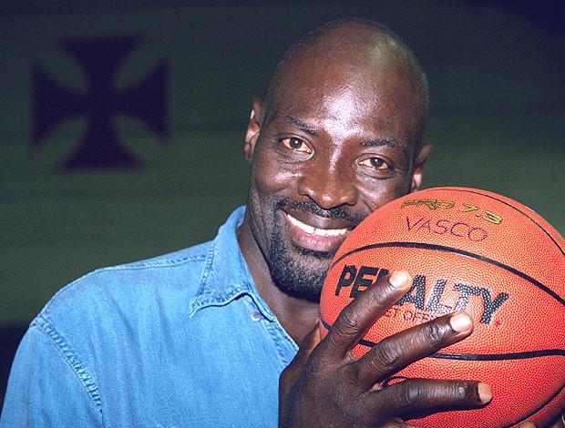 Vargas, ex-jogador de basquete do Vasco (Foto: Arquivo / Ag. O Globo)