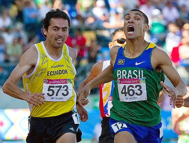 leandro prates  pan-americano guadalajara (Foto: AFP)