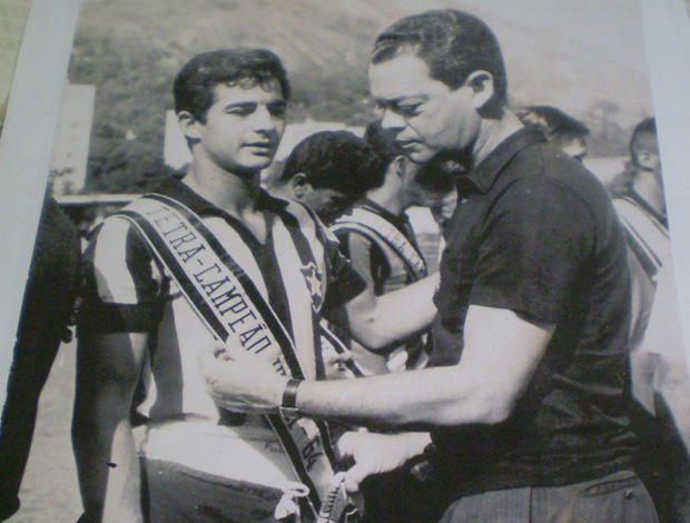Dimas Filgueiras, técnico Ceará EE (Foto: Raphael Andriolo/Globoesporte.com)
