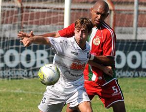 Copa Espírito Santo 2011: Rio Branco-ES x Real Noroeste (Foto: Gabriel Lordêllo/A Gazeta)