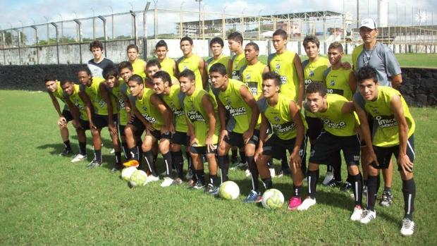 Equipe Ceará Sub-20  (Foto: Divulgação/Ceará)