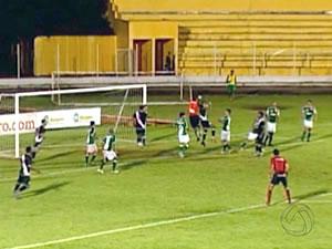 Luverdense vence mais uma vez o Mixto e está na final da Copa MT (Foto: Reprodução/TVCA)