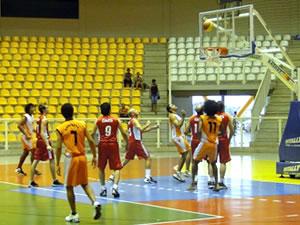 Campeonato de Basquete deu visibilidade ao esporte em MT (Foto: FMTB)