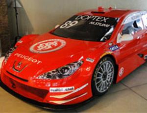 Carro do Internacional na Stock Car (Foto: Site Oficial do Internacional)
