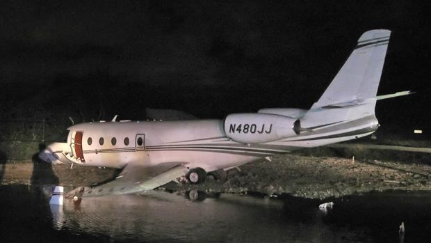 Nascar Rick Hendrick acidente avião (Foto: AP)