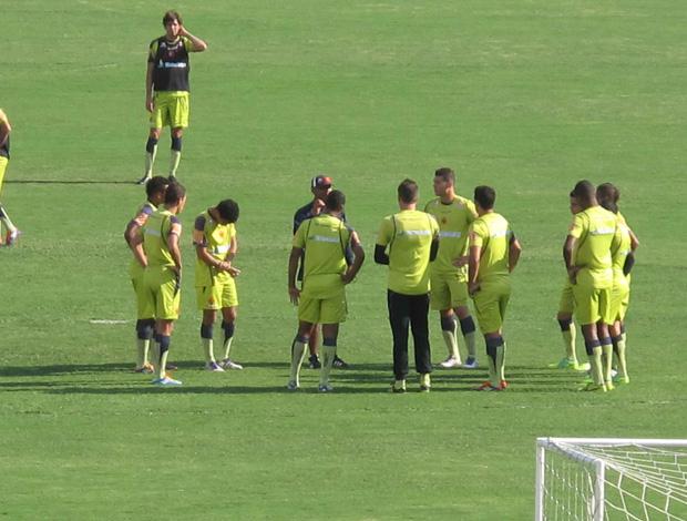 Treino do Vasco (Foto: Fabio Leme/Globoesporte.com)