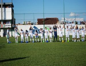 Nacional-MG, joga nesta sexta (4) em casa (Foto: Divulgação/ Nacional-MG)