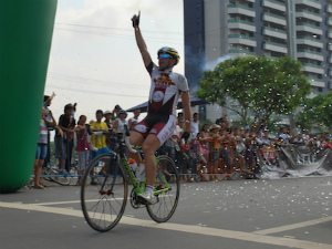 Ciclística Archer Pinto (Foto: Divulgação)