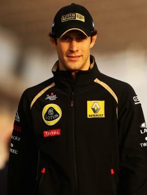 Bruno Senna otimista com GP de Abu Dhabi (Foto: Getty Images)