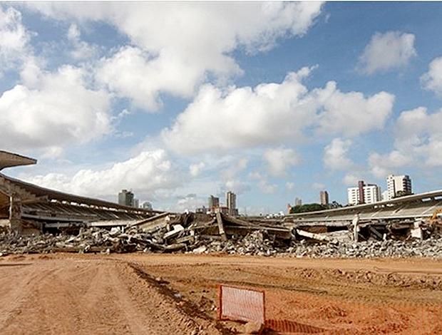 obras arenas das dunas (Foto: Fifa.com)