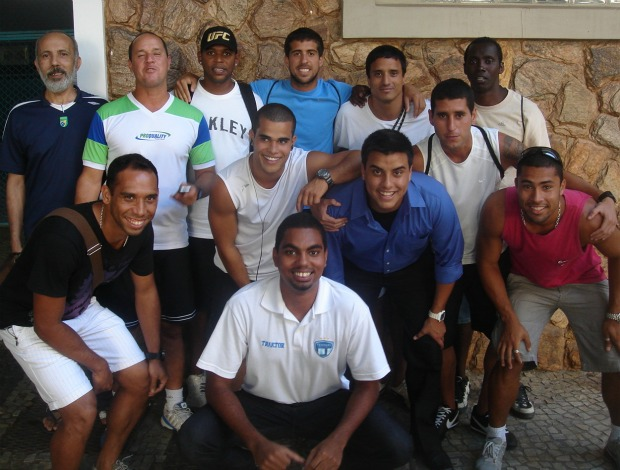 Seleção Carioca futebol de areia (Foto: Verticallize A.C.)