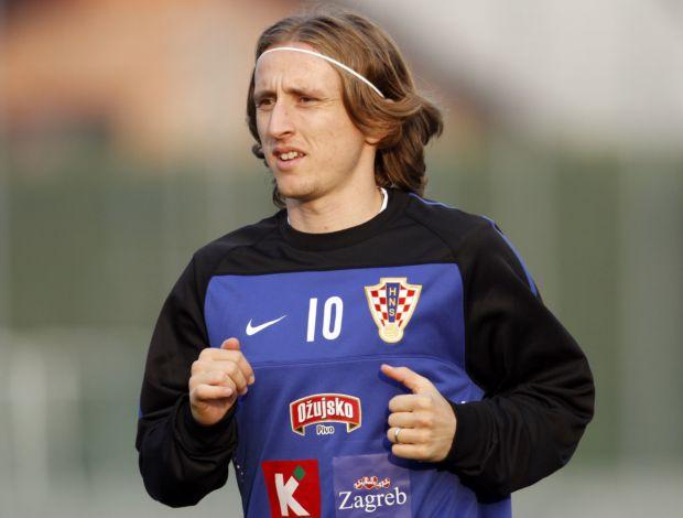 Luka Modric Croácia (Foto: Agência AP)