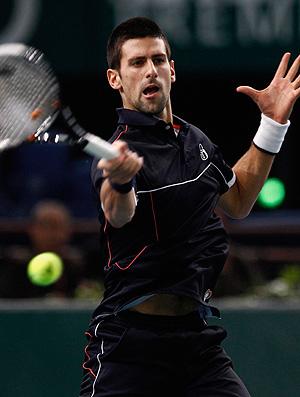 Novak Djokovic tênis Paris oitavas (Foto: Agência Reuters)