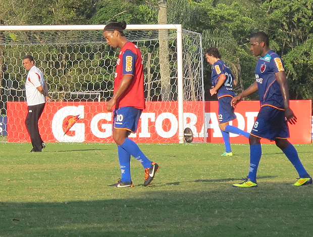 Ronaldinho e Willians